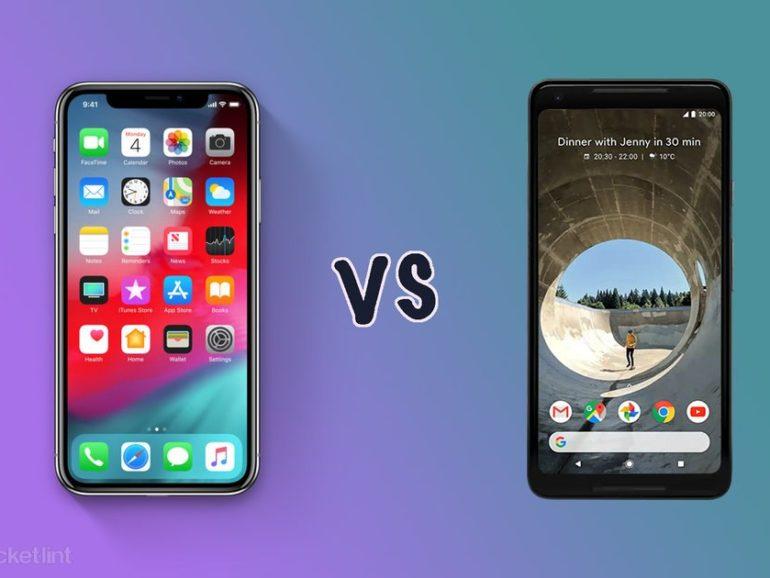 Android vs iPhone : Quel est le meilleur pour vous ?